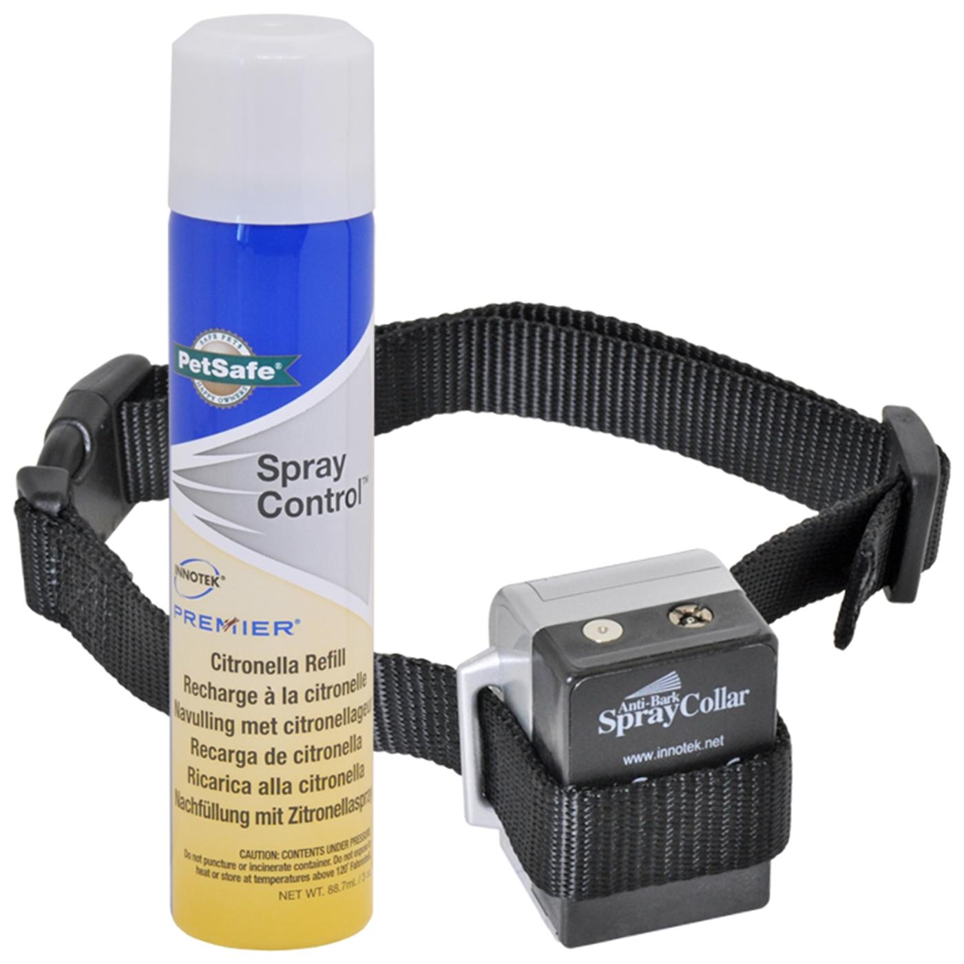 petsafe citrus antibell halsband sprayhalsband. Black Bedroom Furniture Sets. Home Design Ideas