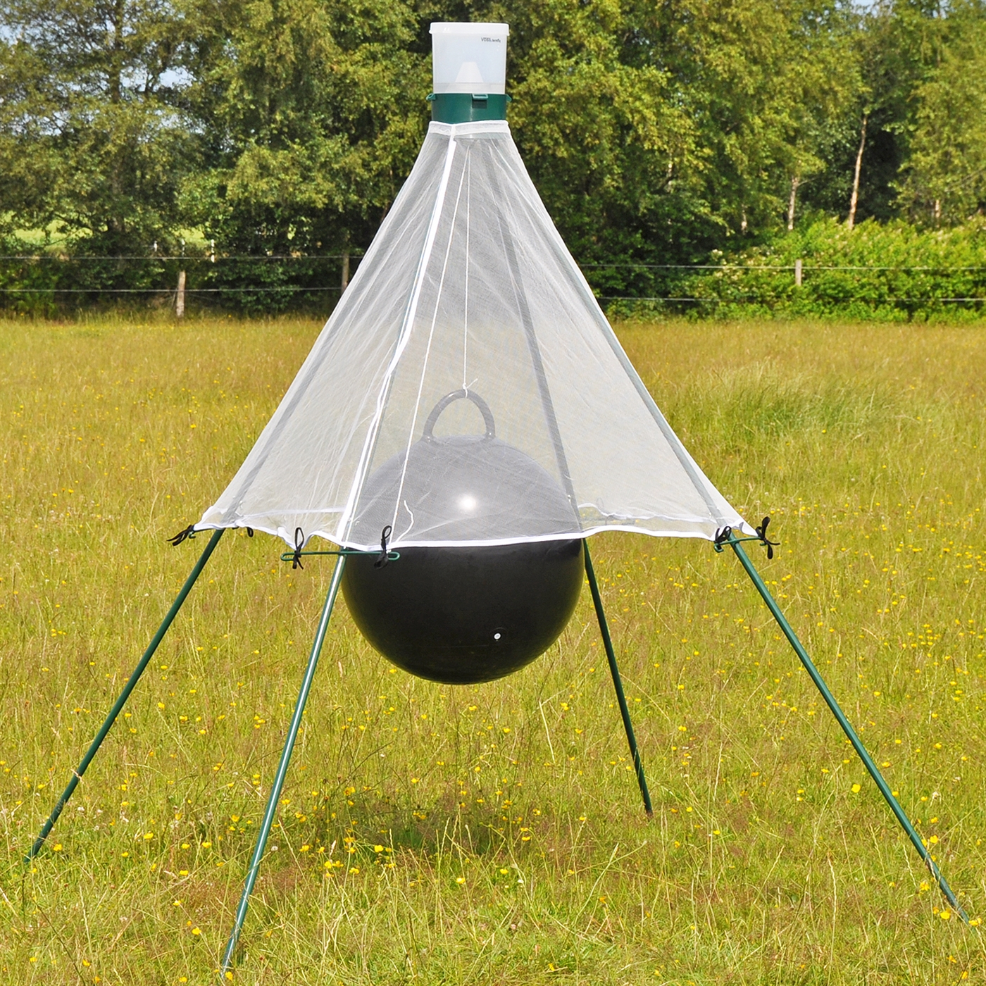 delta trap mobile bremsenfalle insektenfalle pferde fliegenfalle ebay. Black Bedroom Furniture Sets. Home Design Ideas
