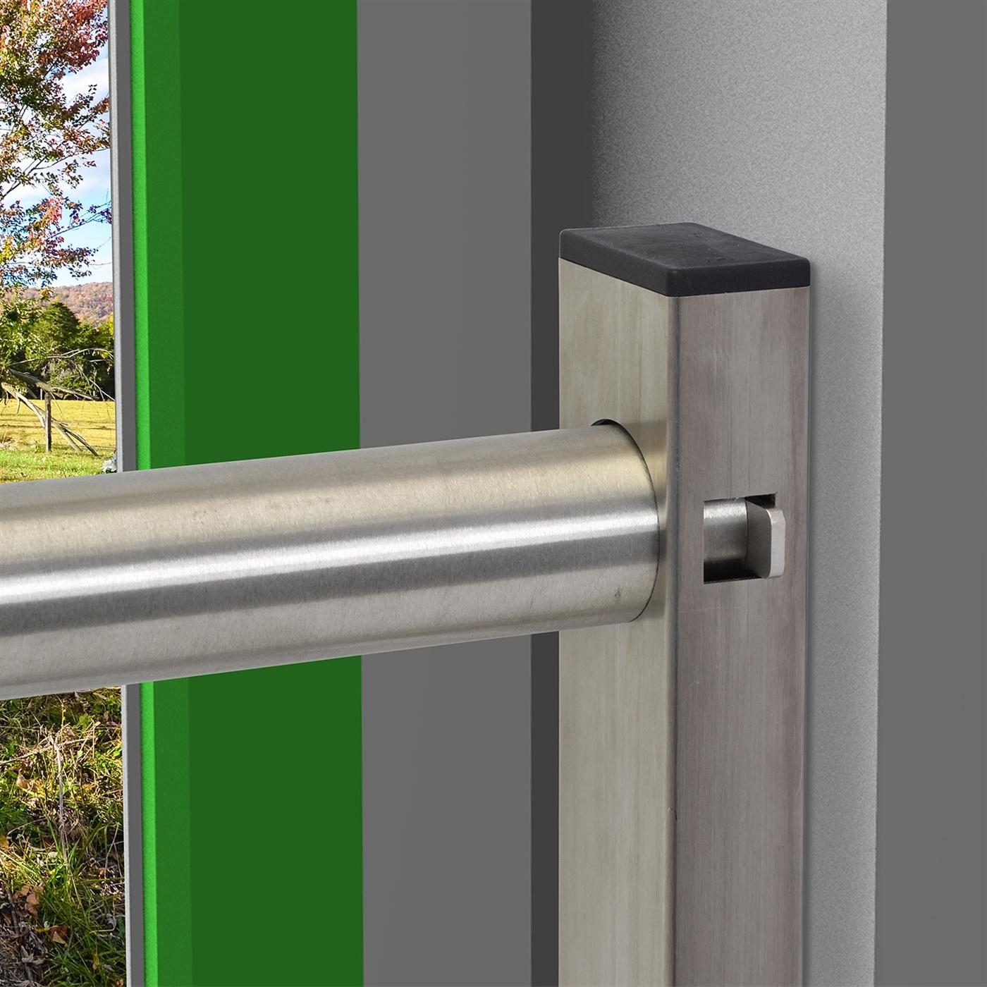 Fenstersicherung sicherungsstange t rsicherung for Fenster einbruchschutz
