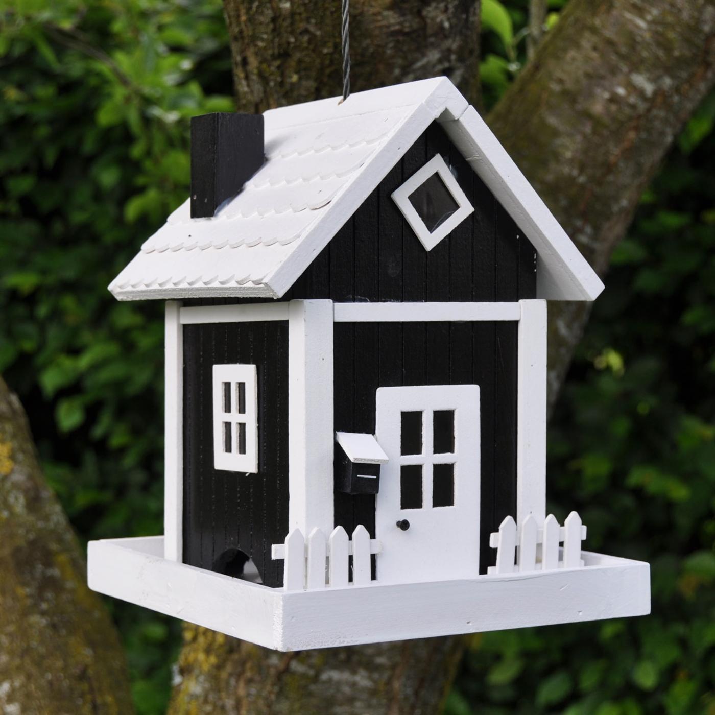 vogelfutterstation statt vogelhaus nistkasten vogel. Black Bedroom Furniture Sets. Home Design Ideas