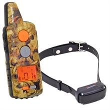 "DogTrace ""D-Control professional 2000 ONE"" Ferntrainer 2000m, Impuls +Vibration +Ton + Licht"