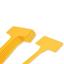 8x Fähnchen, DogTrace, gelb