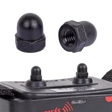 Kontakte-Set, Kunststoff, 6 mm (für Hunde Ferntrainer von DogTrace und VOSS.PET)