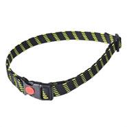 """DogTrace Elastisches Halsband für """"D-Control mini"""" + """"D-Mute S"""" (20 mm) gelb"""