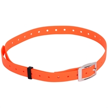 Ersatzhalsband ONE - 15mm x 70cm, orange