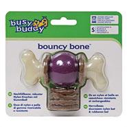 Busy Buddy Bouncy Bone - Small für kleine Hunde von 4,5 - 9 kg