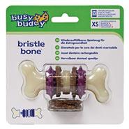 Busy Buddy Bristle Bone - X-Small für sehr kleine Hunde bis 5 kg