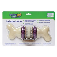 Busy Buddy Bristle Bone - L für große Hunde ab 23 kg