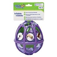 Busy Buddy Kibble Nibble - Rationierer Ball - XS/S für kleine Hunde und Welpen bis 9 kg