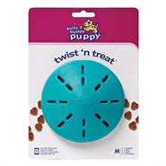 """Busy Buddy - Puppy Twist""""n Treat Medium für große Welpen von 2 bis 6 Monaten"""