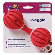 Busy Buddy Puppy Waggle - Small für mittelgroße Welpen von 2 - 6 Monaten