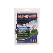 Easy Walk - Katzengeschirr mit Bungee-Leine, Small, blau