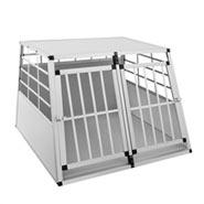 "Hundebox ""Marley"" Transportbox groß (Doppeltür)"