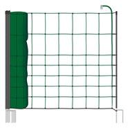 106cm, Euro-Netz, 50m, tannengrün, 2 Spitzen