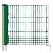 """25m Netz, 112cm, 2 Spitzen, """"grün"""", nicht elektrifizierbar"""