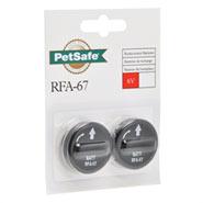 2er Pack Petsafe Batterie Modul RFA-67