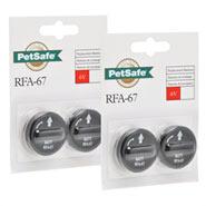 4er Pack Petsafe Batterie Modul RFA-67D