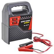Batterieladegerät für 12-V- und 6-V-Akkus – 8 Ah leistungsstark