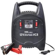 "VOSS.power ""VC8"" Akku-Ladegerät für 12-V-Akkus"