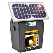 """Weidezaungerät 9V Batteriegerät """"BV 2600 SOLAR"""", Solarset"""