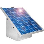 """Komplet: 50W Solarsystem + Tragekasten """"EcoBox"""""""