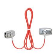 Seil-Verbindungskabel, 60cm, schraubbar