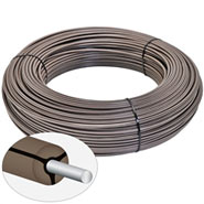 VOSS.farming MustangWire, Horse Wire, 200 m, braun