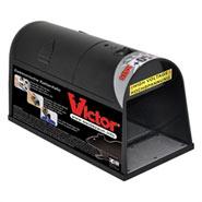 Victor - elektrische Rattenfalle, kein Rattengift !