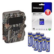 Dörr SnapShot Mini Black-ANGEBOTS-Set inklusive Batterien und Speicherkarte