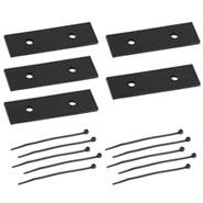 5x Abstandshalter für Heizkabel inkl. Kabelbinder, Abstandhalter