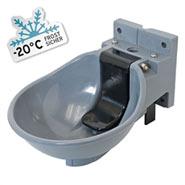 Lister heizbare Kunststofftränke SB 2 H/230, 33W