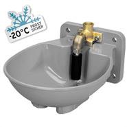 Lister heizbare, frostsichere Tränke SB 22H/230, 33W