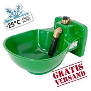 Heizbares Tränkebecken, frostsicher, HP20, 24V