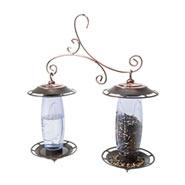 Perky-Pet - Garden - Vogelfutter- und Wasserspender