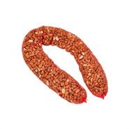 10x Erdnussnetz, Erdnussbeutel, groß, 1.000g