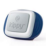 GPS Hundeortung und Katzenortung - Sender für IPhone, IPad und Android Smartphone -blau-
