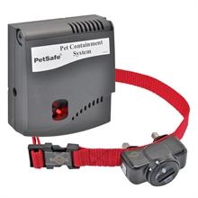 PetSafe Radio Fence PRF-3004W, onzichtbare elektronische honden omheining voor honden van 3,6kg tot 20kg