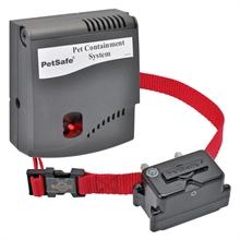 PetSafe Radio Fence Super PRF-3004XW, onzichtbare elektronische hondenomheining voor honden vanaf 20 kg