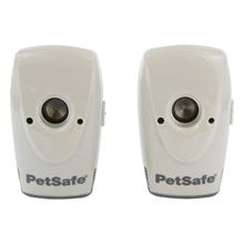 PetSafe PBC-1000, anti blaf station voor binnen, ultrasone honden antiblaf controle tegen het blaffen van honden