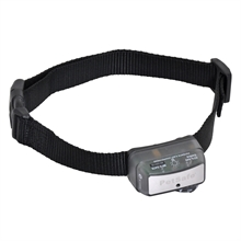 PetSafe Bark Control PBC-19, de luxe antiblaf halsband, anti blaf band tegen blaffen met beveilingsfunctie, voor grote honden vanaf 18kg