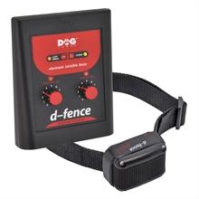 Dogtrace D-Fence 101, onzichtbare elektronische hondenomheining, elektrische omheining voor honden vanaf 4kg