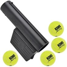 """DogTrace """"d-balls"""" extra of vervangings balwerpmachine voor honden ballenschieter"""