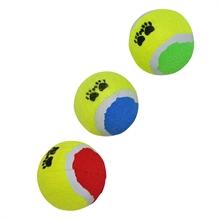 Set tennisballen voor Dogtrace D-ball ballenschieter voor hond 3 stuks