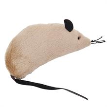 "VOSS.minipet ECO Cat Toy ""Gus"" Katten speelgoed, stoffen muis"