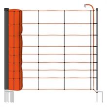 """AKO """"TitanNet"""" schapennet 90cm, 50meter oranje met dubbele pen"""