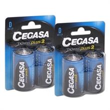 Batterij 1,5 volt mono D, bruikbaar in ultrasoon VOSS.sonic 4 stuks