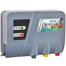 VOSS.farming Delta 5, 230V netstroom 4,7 joule / 11300 volt impuls schrikdraadapparaat