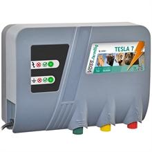 VOSS.farming Tesla 7, 230V netstroom 7,0 joule / 10000 volt impuls schrikdraadapparaat