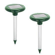 """Voordeelset:2x VOSS.sonic """"MolEX 1000"""" ultrasone solar mollenverjager"""