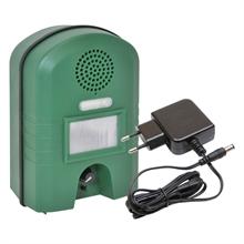 VOSS.Sonic 2800 ultrasoon afweer met bewegingsmelder, flits en 230 volt adapter